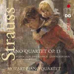 CD Strauss - Piano Quartet Op. 13